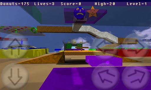 Donut Man 3D Alpha  screenshots 5