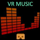 VR Music Visualizer 360