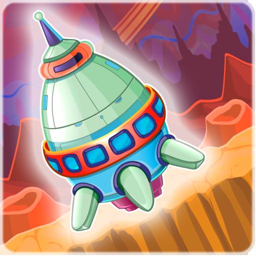 挖掘机战火星和宝石 策略 LOGO-玩APPs
