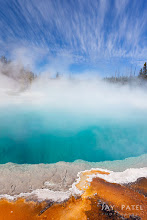 Photo: West Thumb, Yellowstone National Park Wyoming (WY), USA