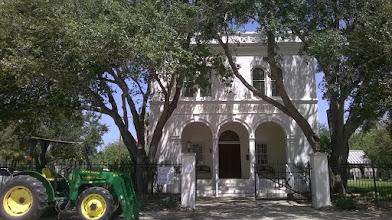 Photo: Kenedy Museum Sarita exterior