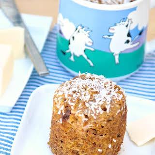 Honey Flax 1-Minute Mug Muffins.