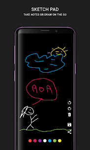 Always on AMOLED: Edge Lighting Mod Apk (Pro Features Unlocked) 7