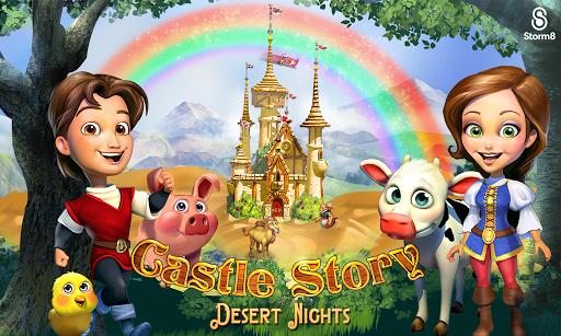 Castle Story: Desert Nights™ screenshot 18