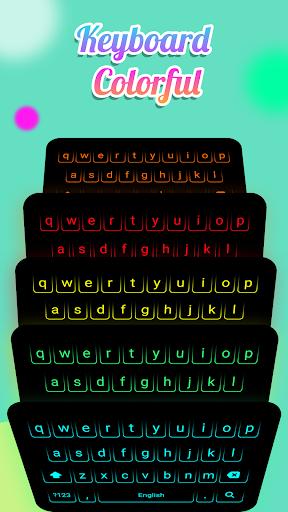 Color Keyboard-Keyboard Lighting screenshot 5