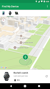 Find My Device- screenshot thumbnail