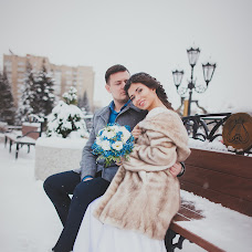 Wedding photographer Anastasiya Zemcova (nancyfox92). Photo of 06.02.2018