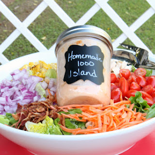 Thousand Island Dressing With Chili Sauce Recipes