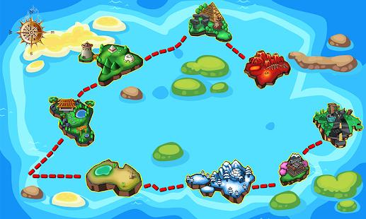 Treasure Island - náhled