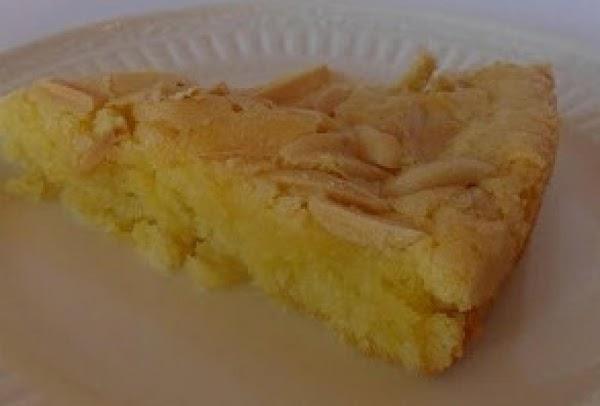 Butter Almond Cake Recipe
