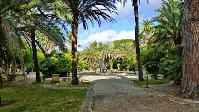 Photo: Nobel-park /San Remo/
