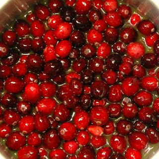 Citrus Honey Cranberry Sauce
