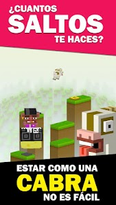 Crossy Goat : Gipsy & Goat screenshot 1