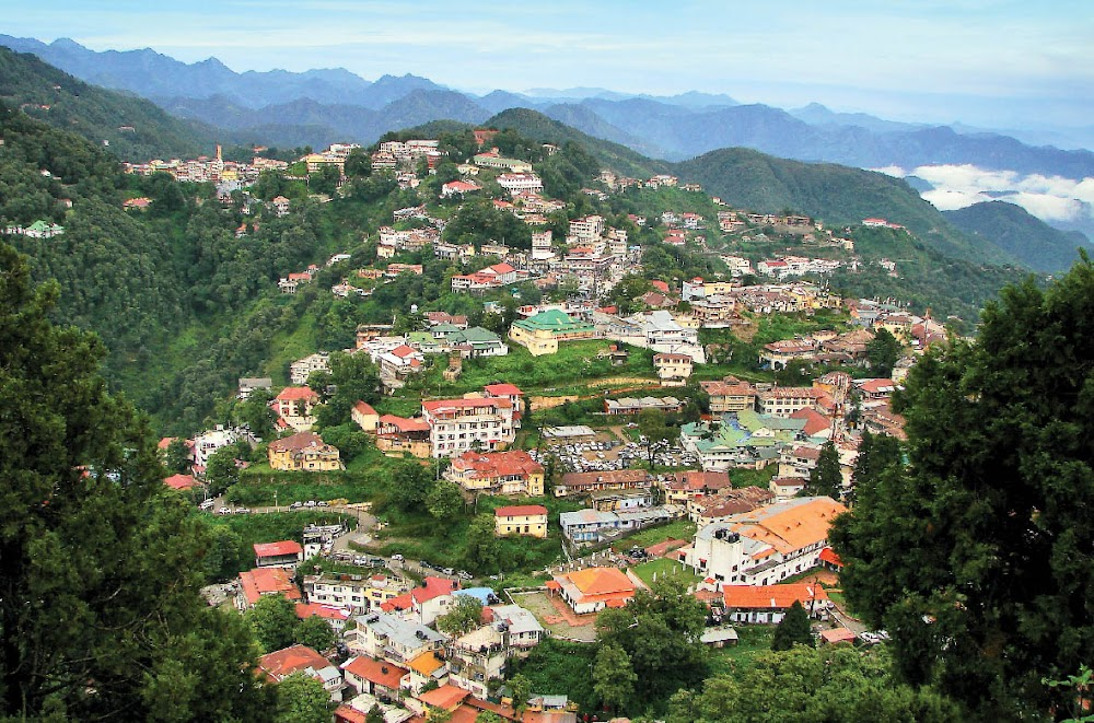 beautiful-places-visit-monsoon-india-Mussoorie