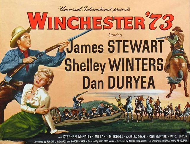 Winchester 73 (1950, Anthony Mann)