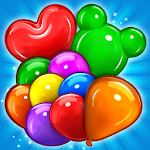 Balloon Paradise - Free Match 3 Puzzle Game 3.8.7