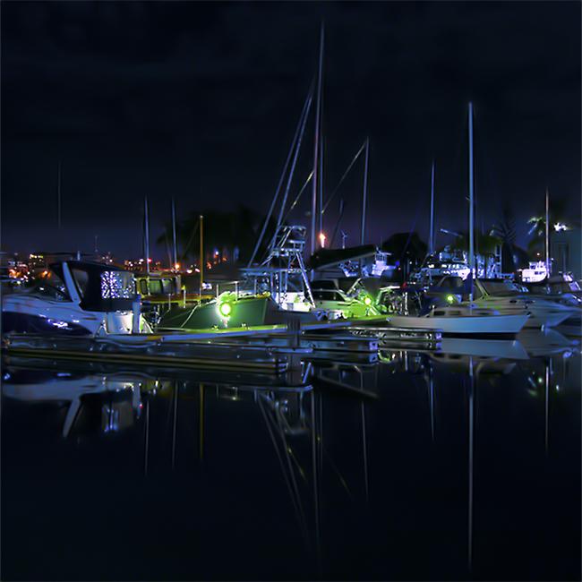 La notte del porto di batfabio