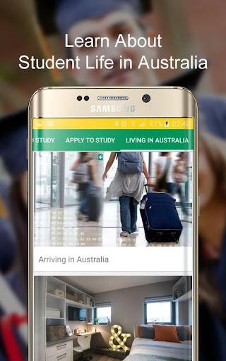 Study Australia - Explore Universities & Apply 1.9 app download 2