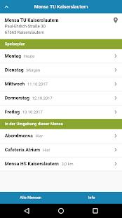 Mensa Kaiserslautern - náhled