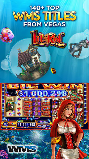 Gold Fish Casino Slots – Free Online Slot Machines screenshot