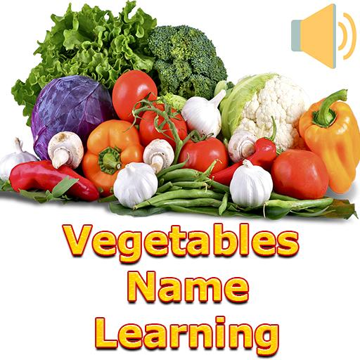 Vegetables Name Learning