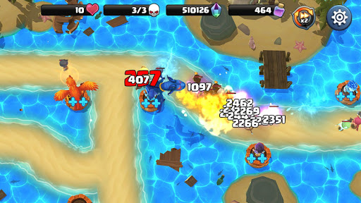 Beast Quest Ultimate Heroes screenshot 7