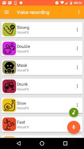 VoiceFX – Voice Changer with voice effects Apk Latest Version Download For Android 4