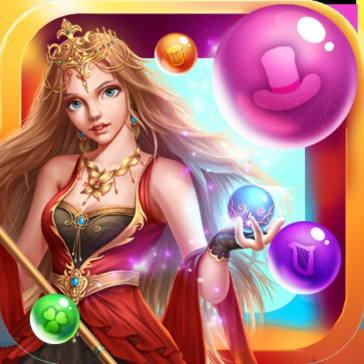 Royal Princess Bubble (game)