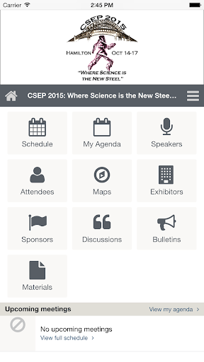 CSEP 2015