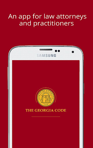 The Georgia Code Georgia Law