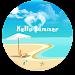 XP Theme Hello Summer icon