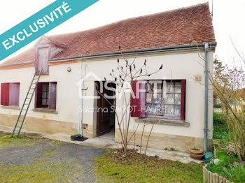 maison à Sainte-Fauste (36)