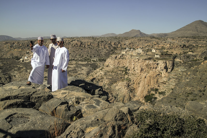 Jabal Akhdar - Diana's view point di D. Costantini