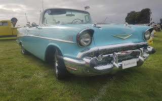 Chevrolet Bel Air Convertible Rent Southland