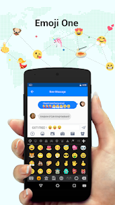 Emoji Keyboard - Funny Emoji screenshot 0