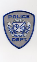 Photo: Carilion Health Systems Police (Renamed)