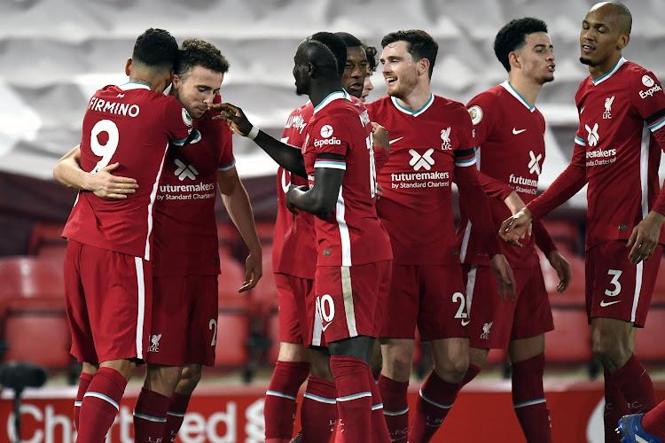 """Liverpool met les points sur les """"i"""" face au Leicester de Tielemans et Praet"""