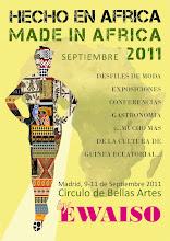 Photo: Malabo Fashion Week 2011