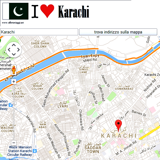 Karachi map - Apps on Google Play