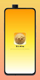 Bit Mine – Bitcoin Hash Cloud Mining 1