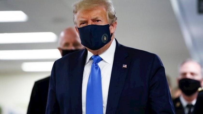 Imagen de Donald Trump.