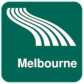 Melbourne Map offline