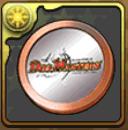 デュエマメダル【銅】