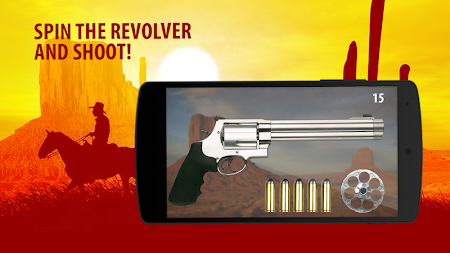 Russian Roulette revolver 1.0 screenshot 1264737