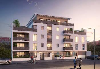 Appartement 2 pièces 47,11 m2