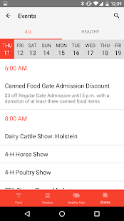 Iowa State Fair Food Finder- screenshot thumbnail