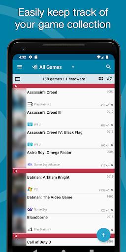 CLZ Games - Game Database 4.14.2 screenshots 1