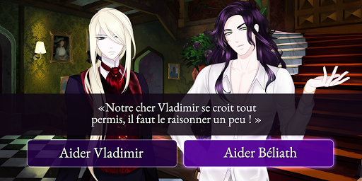 Code Triche Moonlight Lovers : Bu00e9liath - dating sim / vampire APK MOD screenshots 3