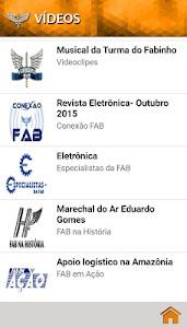 FAB (FORÇA AÉREA BRASILEIRA) screenshot 3