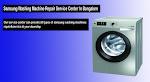 Samsung Washing Machine Service Center in Bangalore